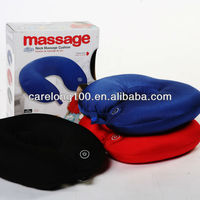 vibrating massage pillow