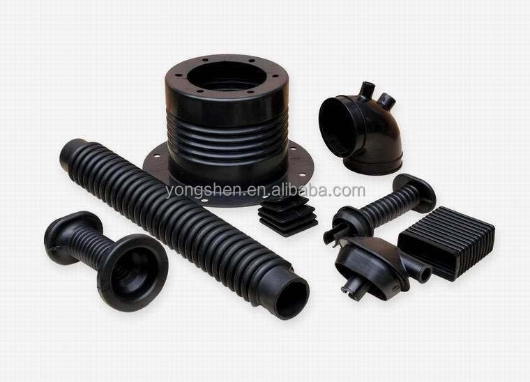 TS16949 Manufacturers custom molded rubber grommet bellows and dust boot