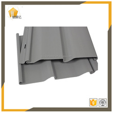 only 1 square meter MOQ Grey outerdoor pvc panel cheap moisture bathroom wall panels waterproof garage wall covering panels
