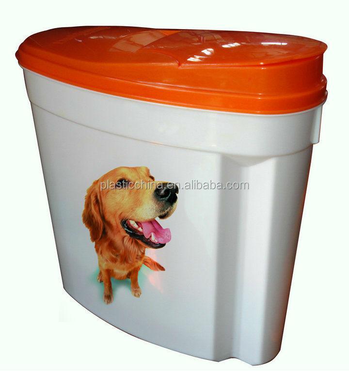 source h513 15kg 40liter pp material cheap pet food storage