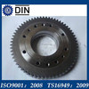 custom steel agriculture machinery parts spur gears