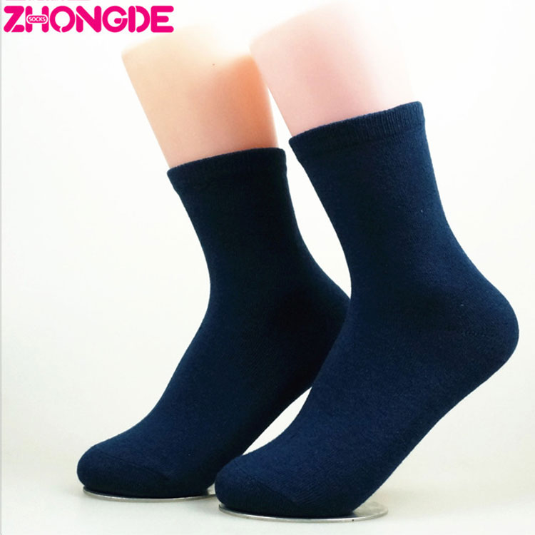 Best selling customized pattern quality bamboo socks custom