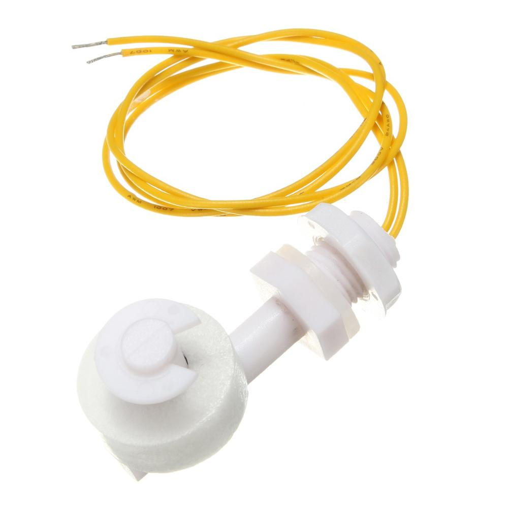 Hot Sale 37.5cm Liquid Water Level Sensor Right Angle Float Switch Mini Float Switch Contains Float Switchs Electric sensors