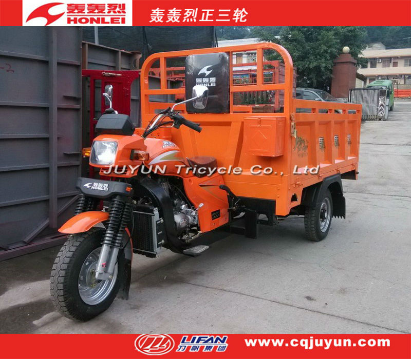air cooling engine Cargo Tricycle made in China/New Tricycle HL250ZH-A29