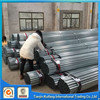 bs1387 galvanized steel pipe size for greenhouse