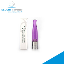 Health medical new products Dual Heating Clearomizer GS H2S rebuildable atomizer from delightech