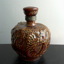 Polyresin cinerary urn