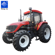 6 cylinder diesel engine 100HP 4WD Tractor made in china