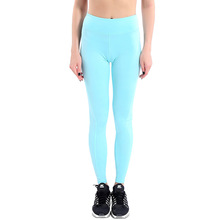 Wholesale fitness clothing compression long oem yoga pants womens
