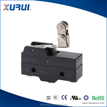 Hinge roller lever type 220v micro switch with UL KC CE certifications
