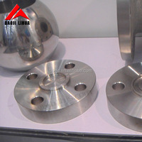 Supply plate DIN2631 titanium flange made in baoji