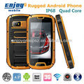 2013 best Dual SIM Android GPS Rugged Mobile phone Waterproof cell phone