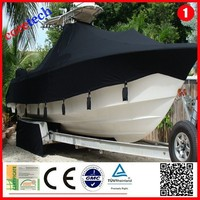 High quality high color fastness water resistant boat cover factory