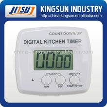 Promotional digital timer