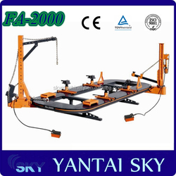 China Supplier Yantai Sky FA-2000 Usage for Accident Damaged Cars