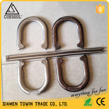 Wholesale U Horse Aluminum Metal Horseshoe Set