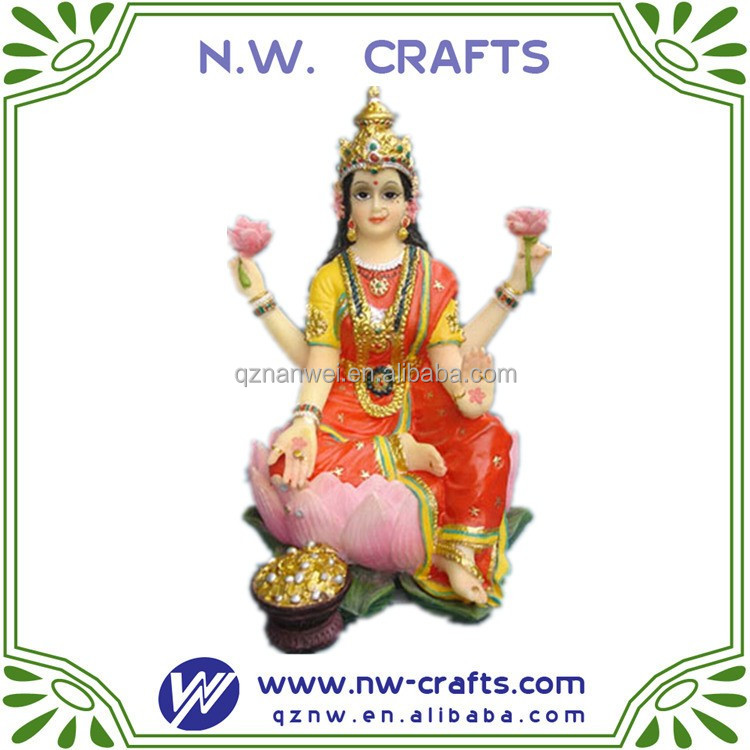 Laksmi Hindu God Statues for Sale