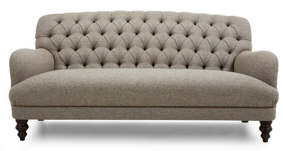 Europe Style Simple Fabirc Living Room Sofa