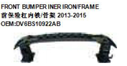 OEM DV6BS10922AB FOR FORD FOR KUGA(ESCAPE) 2015 SERIES Auto Car front bumper support iron