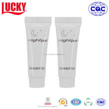 Popular Sale Mini Hotel Soap And Travel Size Tube Shampoo