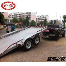 car tractor trailer haul trailer for the car carrier
