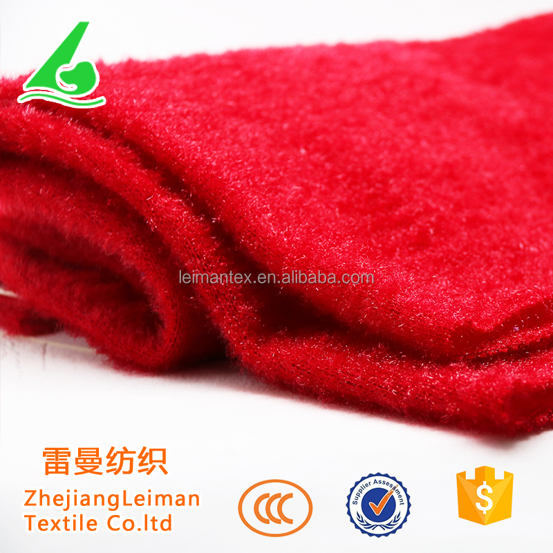China manufacturer tenacity minky autumn fabric
