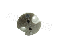 Halogen Lamp Socket Gu5.3 Mr16 Ceramic Lamp Holder