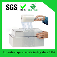 Wrapping Packing Hand Rolls Machine Bundling Stretch Film
