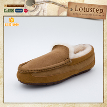 OEM&ODM Hot Selling authentic mens moccasins