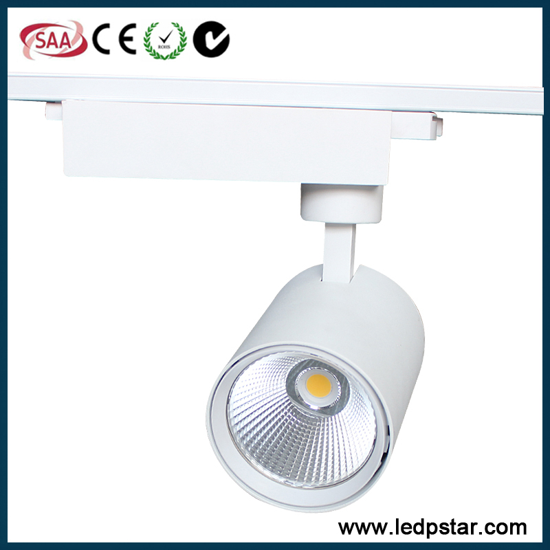 COB LED track light 3000k 4000k 5000k 25 watt led track spotlamp CITIZEN