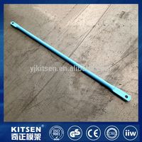 Hot selling antirust climbing scaffolding steel pipe