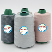 Discount High Tenacity Soft Core Spun Polyester Thread Yarn for Sewing