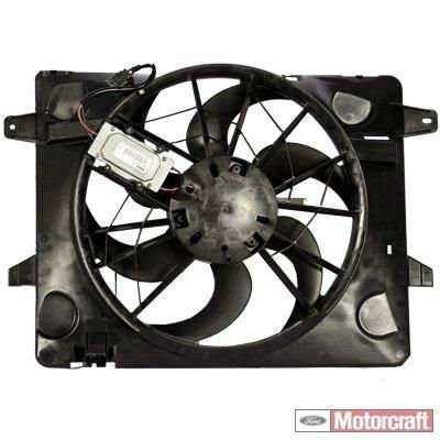 Motorcraft Engine Cooling Fan