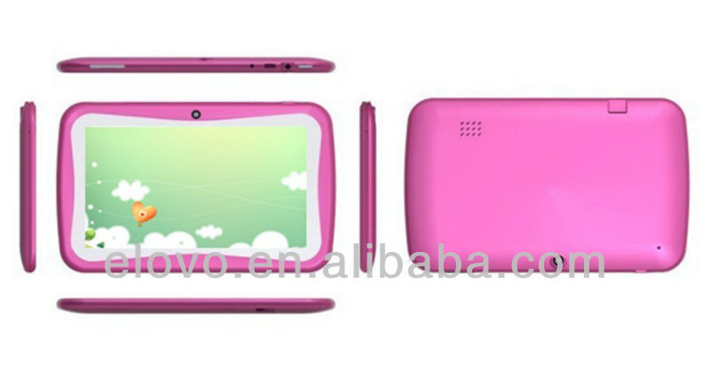 Hottest selling Cheap children MID 7 inch children android tablet pc for kid