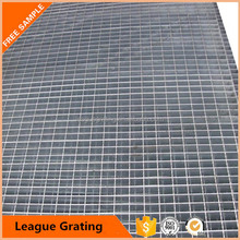 locked by swaging stainless steel grating price