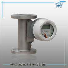 metal tube digital high temperature resistance gas flow meter