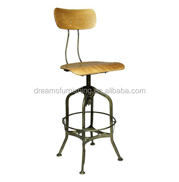 toledo bar stool height adjustable swivel bar stool for club