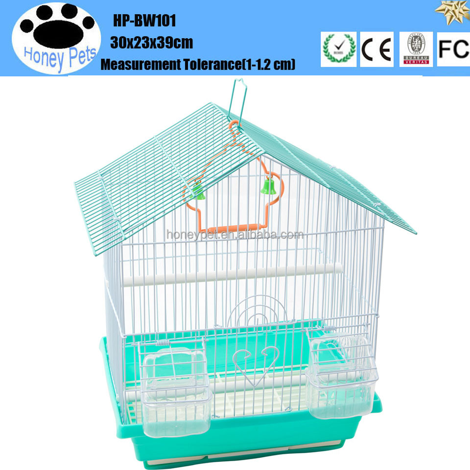 HP-BW101 wholesale bamboo aviary bird breeding cages for bird sale