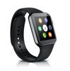2015 Hot Sale Smart watch heart rate monitor A9 for Samsung Android Phone & for Apple iPhone inteligente smartphone