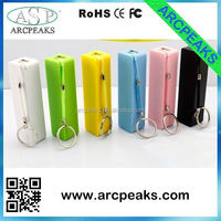 MP3 MP4 Mobile device,pad Use and Battery Pack Type backup external battery