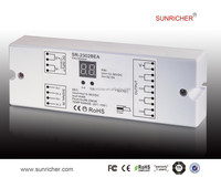 DALI LED Driver/Dimmer Low voltage 12-36V 4CH 8A/CH