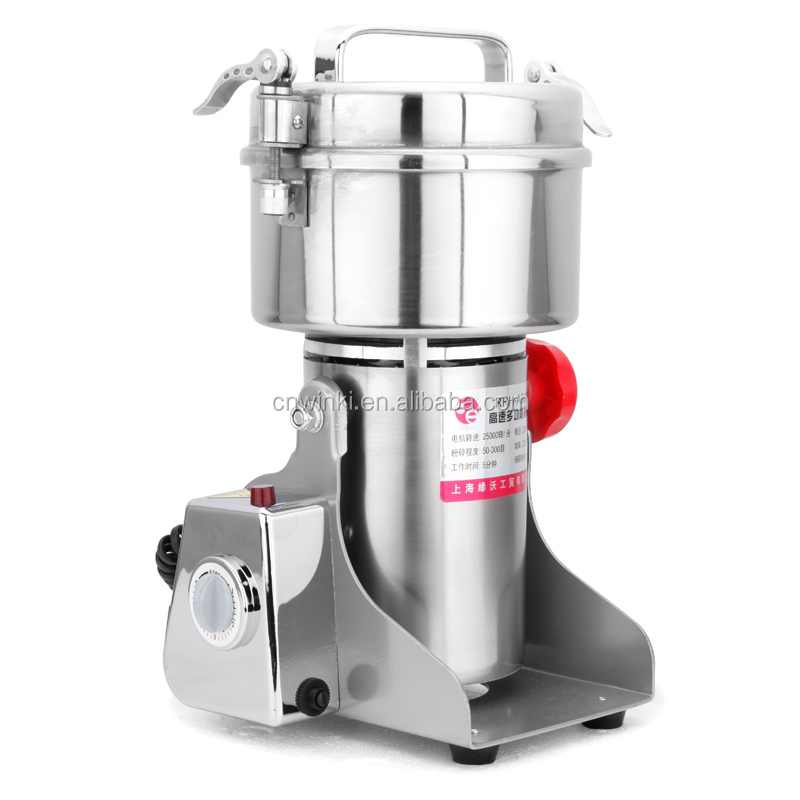 500g electric herb grinde / Chinese herb machine grinder