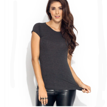 custom tight fit short sleeve t-shirt for women