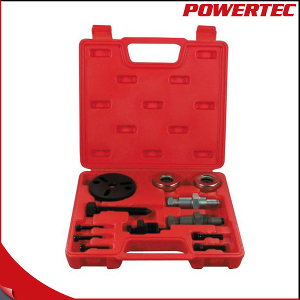 POWERTEC A/C Compressor Clutch Installer Remover Kit Auto Tool
