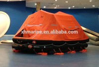 Marine ship Self-Righting Inflatable pack A and B life raft (CCS,EC Approval)
