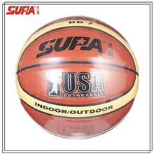 Hand Laminate outdoor basketball, professional basketball,custom leather basketballs
