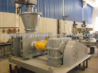 Ore briquette machine