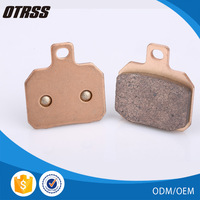 High quality motorcycle noise free metal brake pad for BREMBO