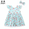 ShiJun TOP SELECTED SUPPLIERS 2018 New Arrive Sweet Lace Ruffles Baby Frock Designs