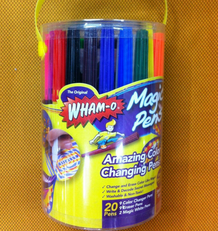 Magic Pens Color-changing magic magic watercolor pens can also be used as a spray pen 20